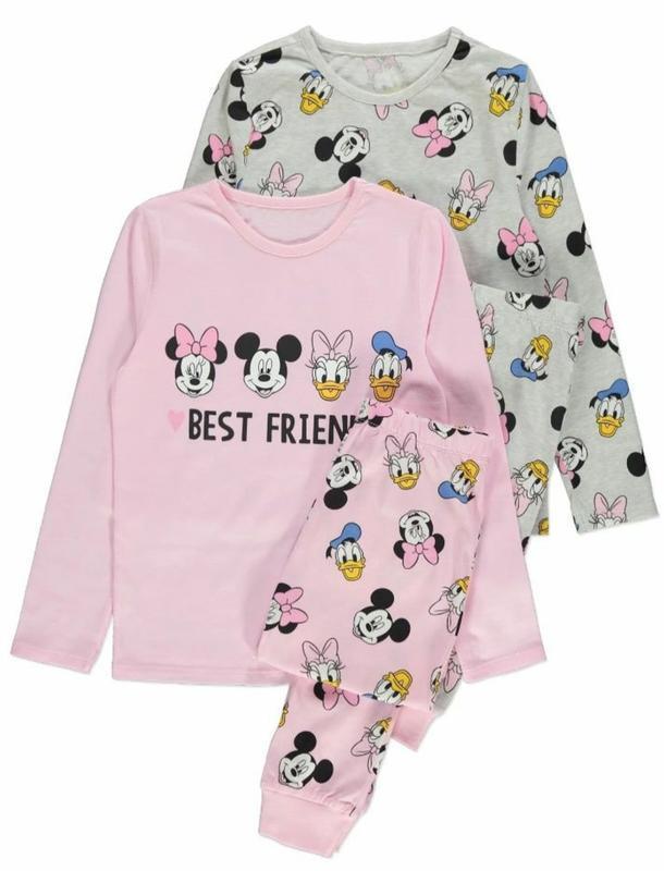 Хлопковая пижама на девочку. george