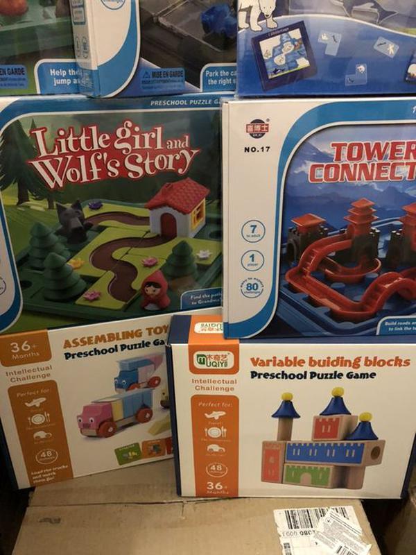 Развивающие игры аналоги Smart games