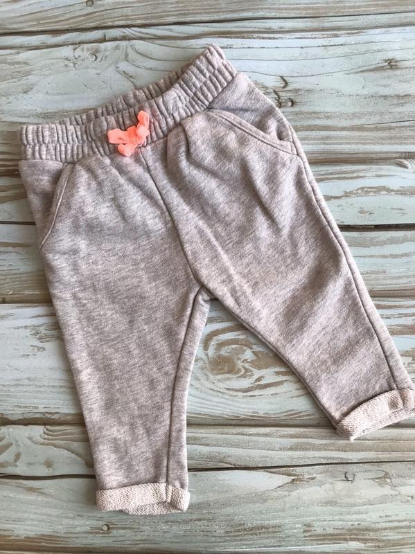Классные трикотажные штанишки