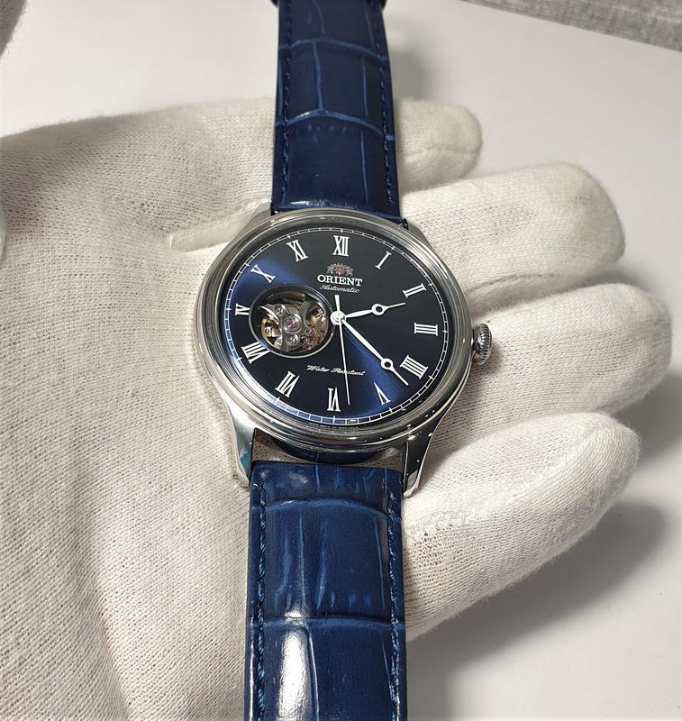 Мужские часы Orient FAG00004D0 Open Heart 43мм - Фото 3