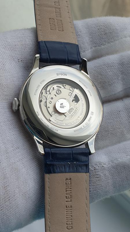 Мужские часы Orient FAG00004D0 Open Heart 43мм - Фото 8