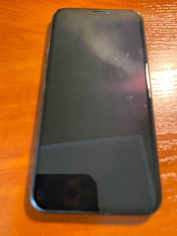 Apple iPhone X Space Gray 64 GB Б/У