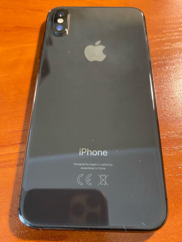 Apple iPhone X Space Gray 64 GB Б/У - Фото 5