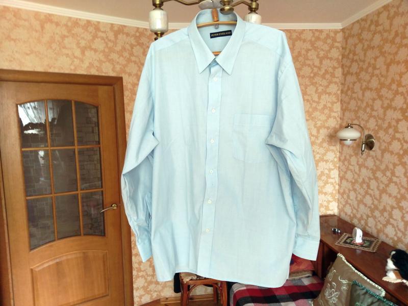 Английская мужская рубашка peter england.