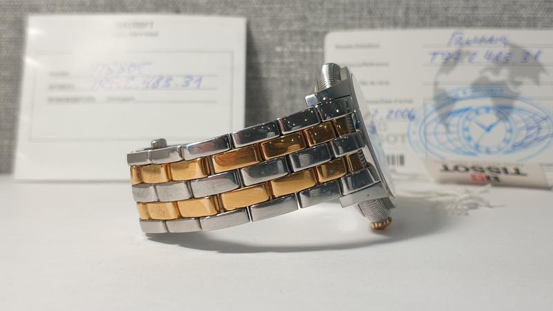 Мужские часы tissot ballade iii t97.2.483.31 automatic - Фото 2