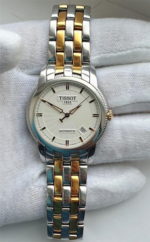 Мужские часы tissot ballade iii t97.2.483.31 automatic - Фото 8