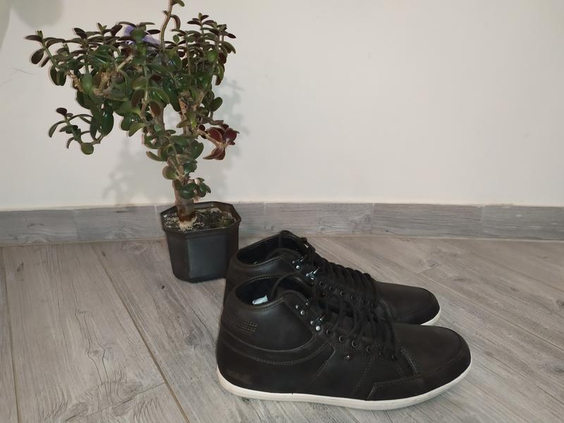 Мужские ботинки boxfresh original 43 розмір 28 см стелька - Фото 4
