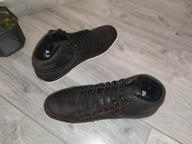 Мужские ботинки boxfresh original 43 розмір 28 см стелька - Фото 6