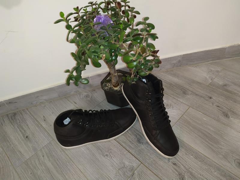 Мужские ботинки boxfresh original 43 розмір 28 см стелька