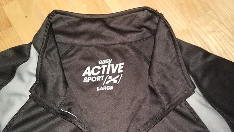 Лонгслив джерси Easy Active Sport X, размер L спортивный мужской - Фото 3
