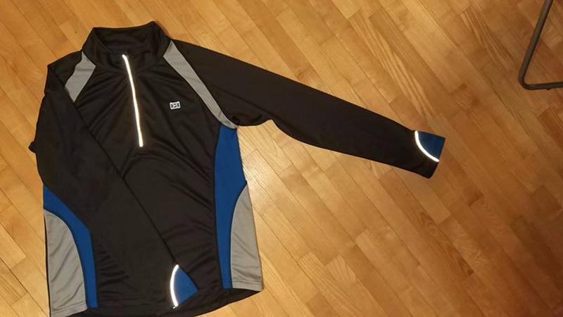 Лонгслив джерси Easy Active Sport X, размер L спортивный мужской - Фото 4