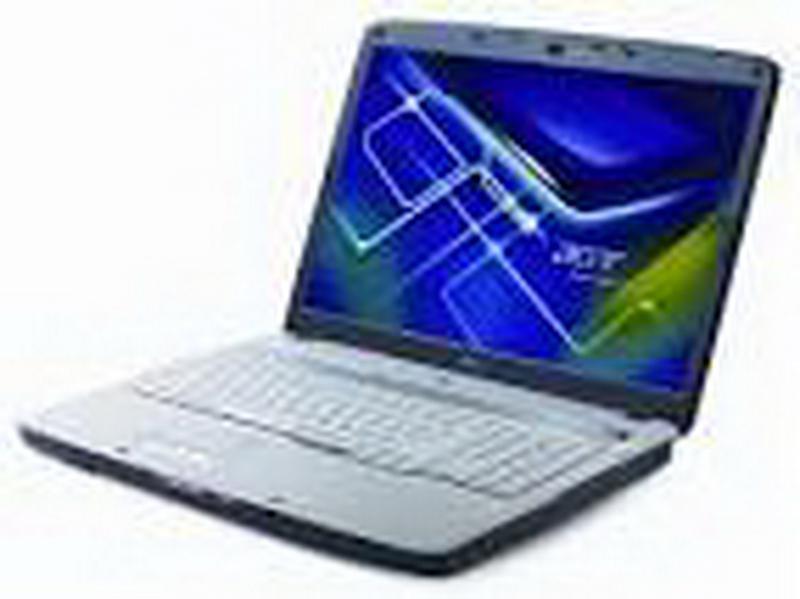 Ноутбук Acer Aspire 7520 по запчастям