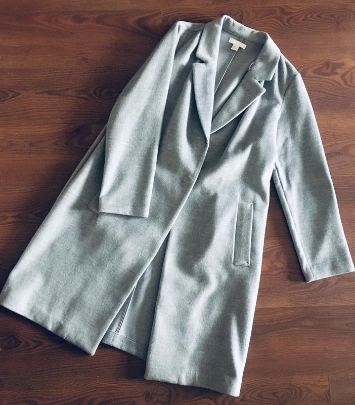 Пальто h&m р.44