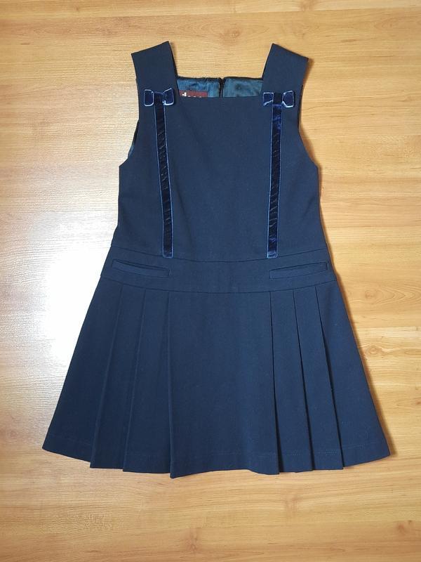 Школьная форма платье сарафан