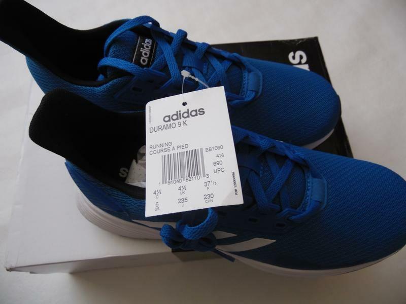 Кроссовки adidas оригинал для мальчика 24.5 см - Фото 4