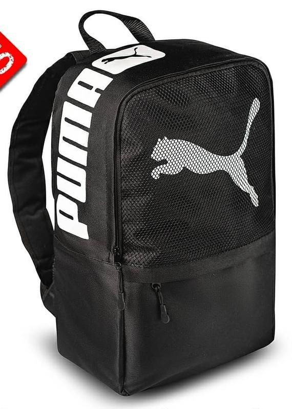 Черный молодежный ,городской, спортивный рюкзак - Фото 5