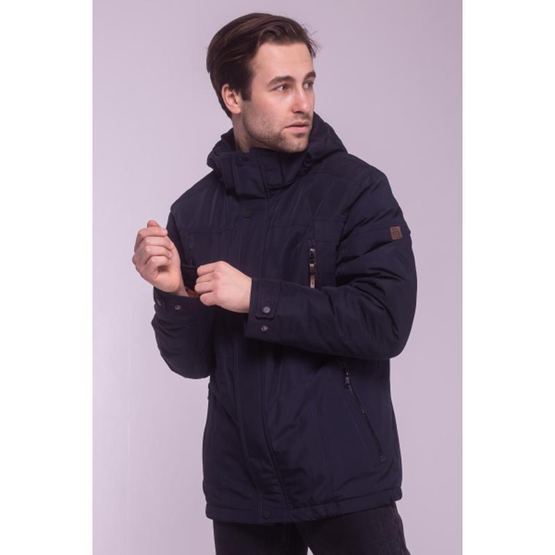 Мужская демисезонная куртка от производителя - Фото 3