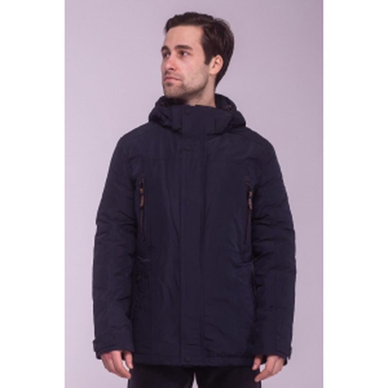 Мужская демисезонная куртка от производителя - Фото 2