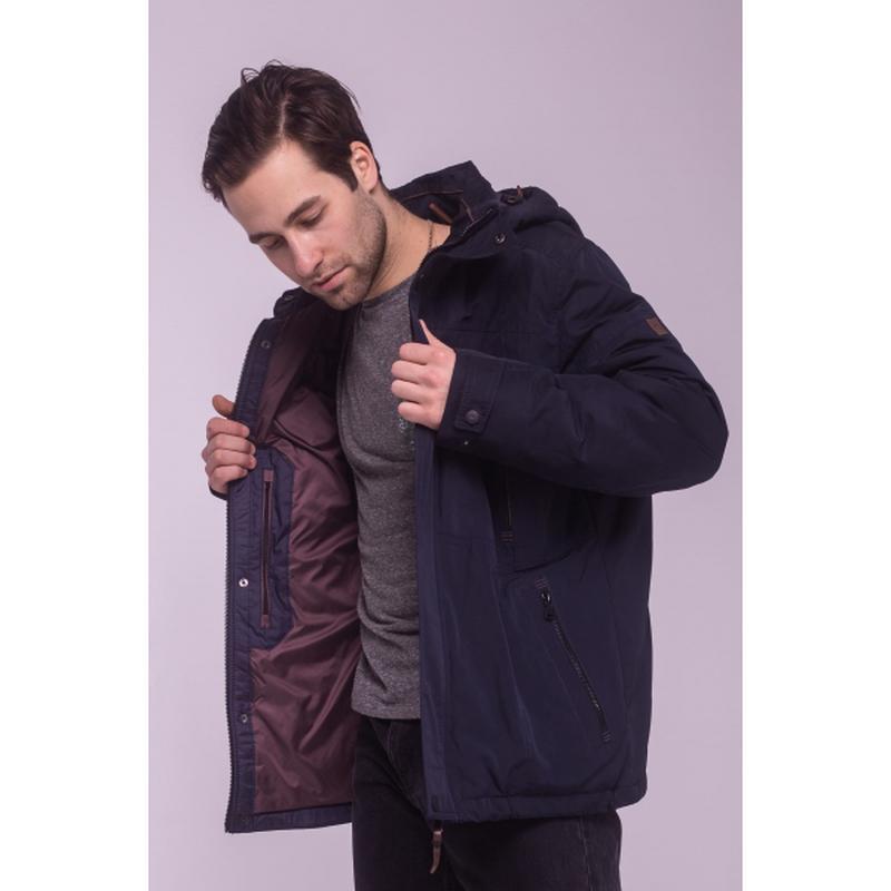Мужская демисезонная куртка от производителя - Фото 6