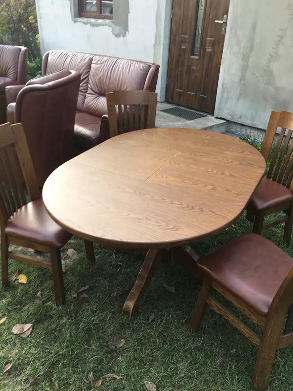 Кухонный стол и стулья - Фото 2