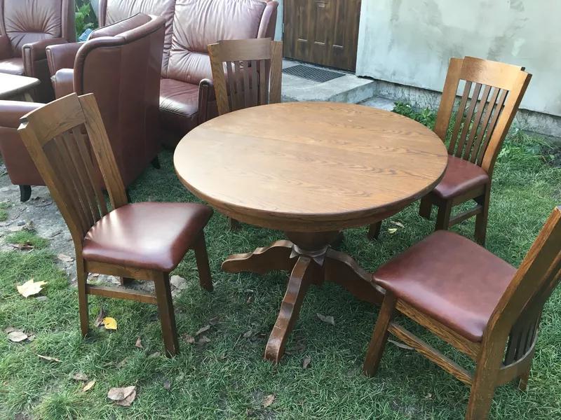 Кухонный стол и стулья - Фото 8