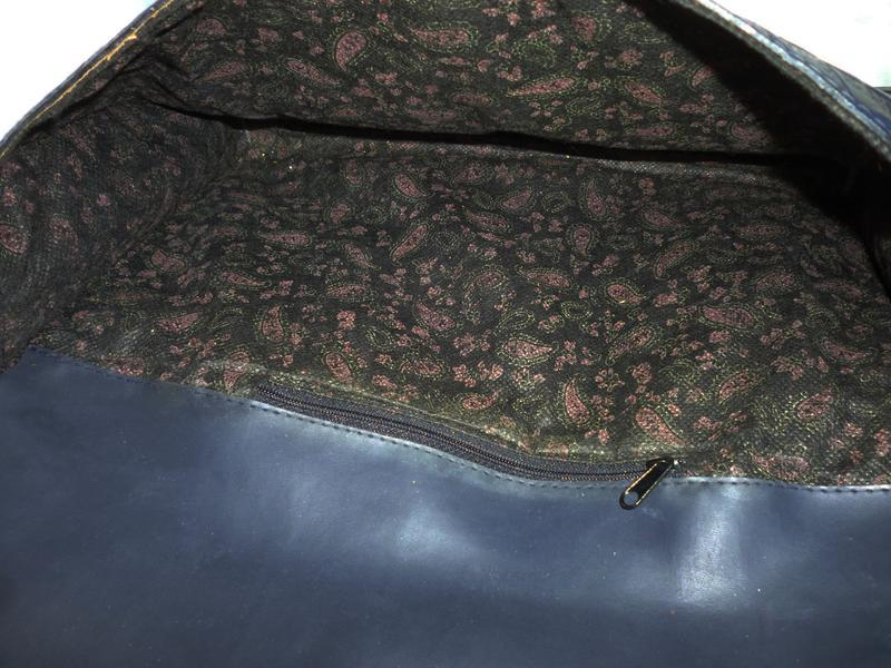 Шикарная сумка натуральная кожа - Фото 5