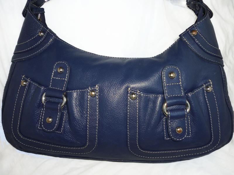 Стильная сумка натуральная кожа john lewis
