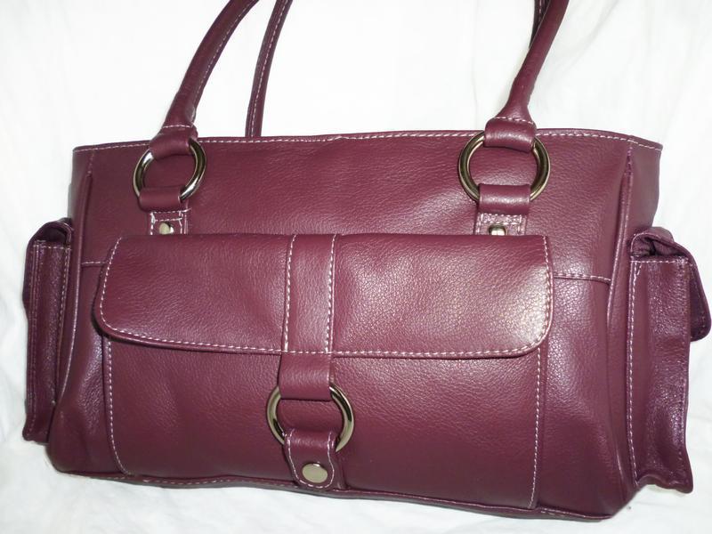 Стильная вместительная сумка натуральная кожа joshua taylor