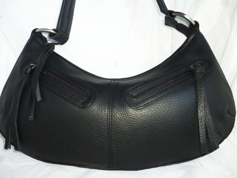 Стильная сумка натуральная кожа meddison