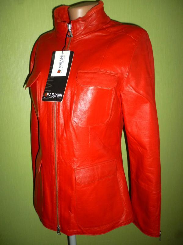Стильная  куртка- дубленка натуральная кожа