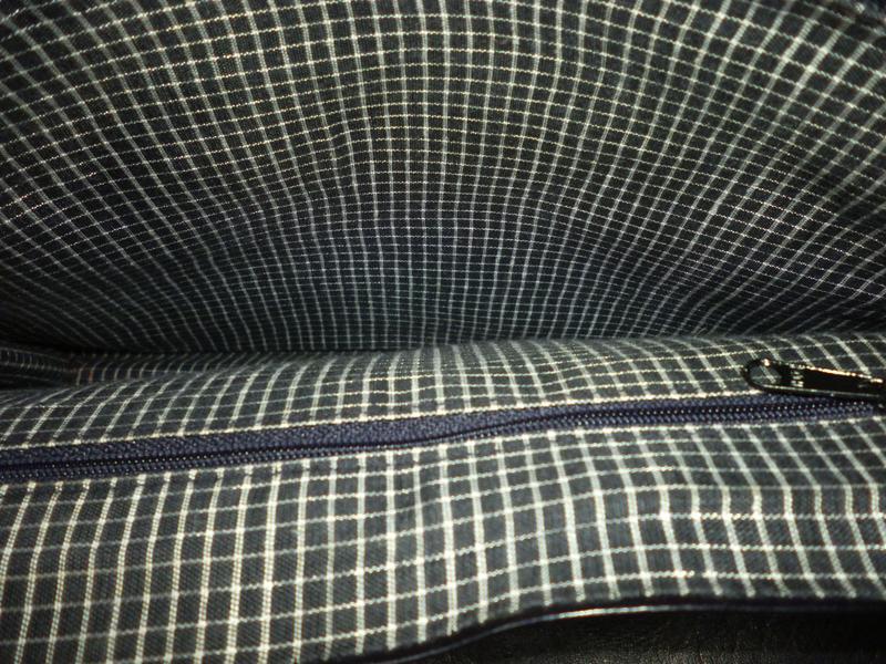 Стильная сумка натуральная кожа - Фото 6