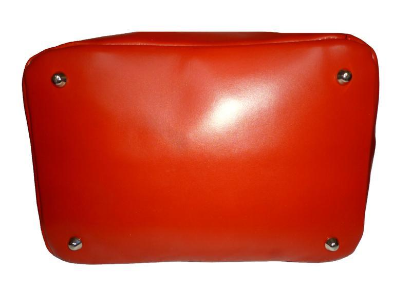 Шикарная большая сумка натуральная кожа - Фото 2
