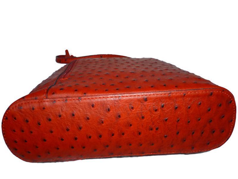 Стильная вместительная сумка натуральная кожа borse in pelle  ... - Фото 2
