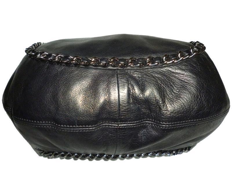 Стильная вместительная сумка натуральная кожа - Фото 2