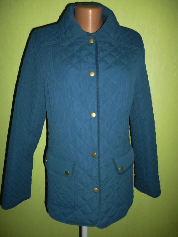 Стильная стеганая куртка classic