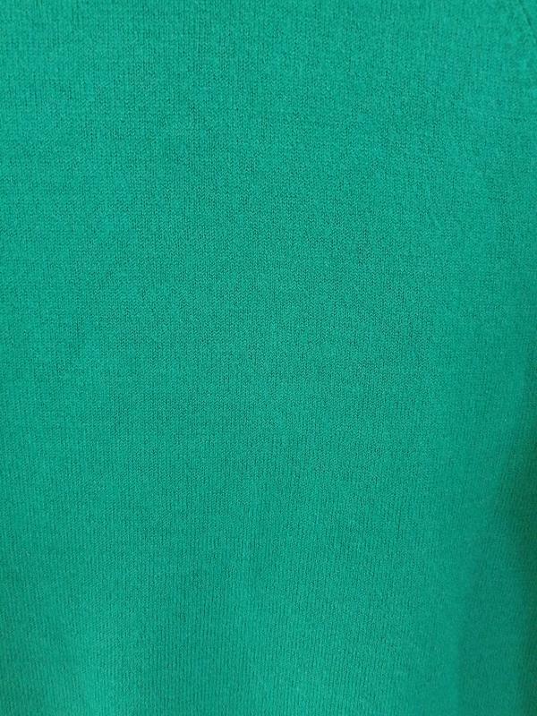 Гольфик изумрудного цвета  tu р 8 - Фото 4
