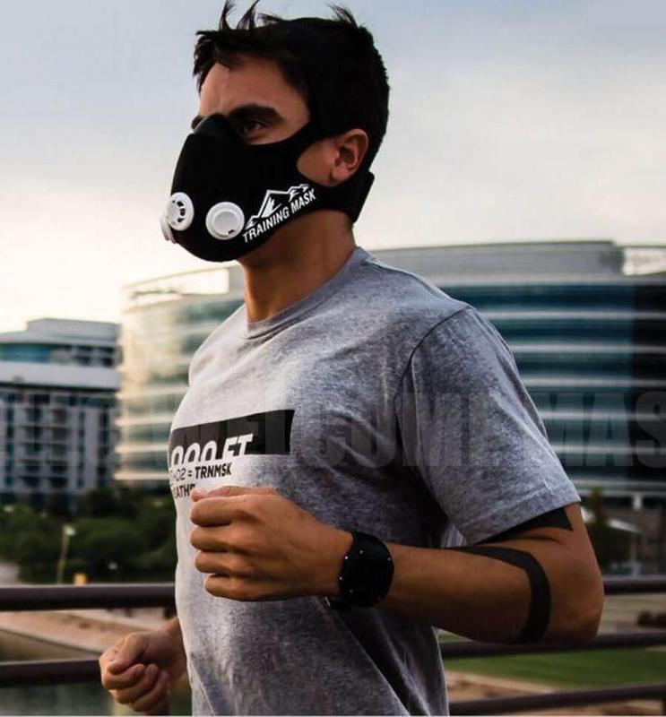Маска для тренировок Elevation Training Mask 2.0