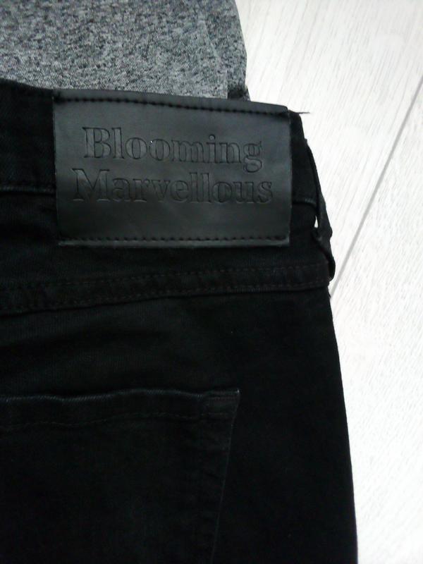 Стильные рваные джинсы для будущих мам - Фото 5