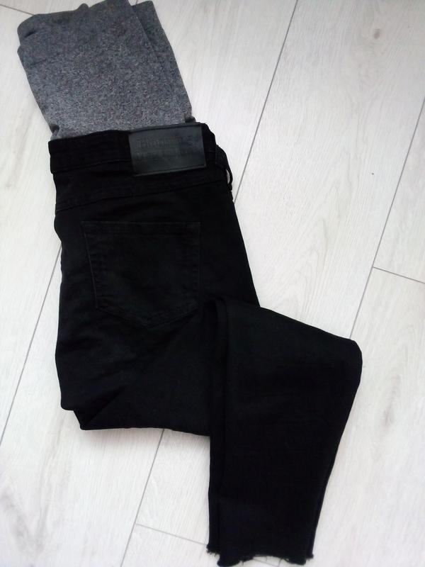 Стильные рваные джинсы для будущих мам - Фото 7