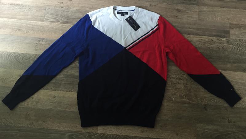 Calvin klein лёгкий мужской свитерок
