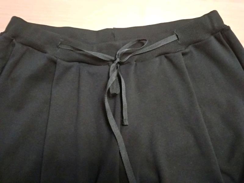 Трендовые широкие длинные в пол брюки палаццо и кюлоты из трикота - Фото 3