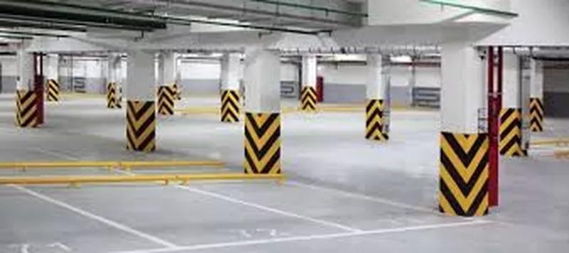 Паркоместо в подземном паркинге