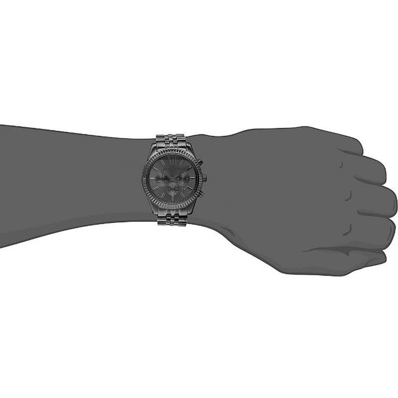 Мужские часы Michael Kors MK8346 'Lexington' - Фото 5