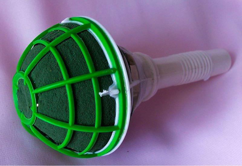 Флористичнская губка (пена) - Фото 2