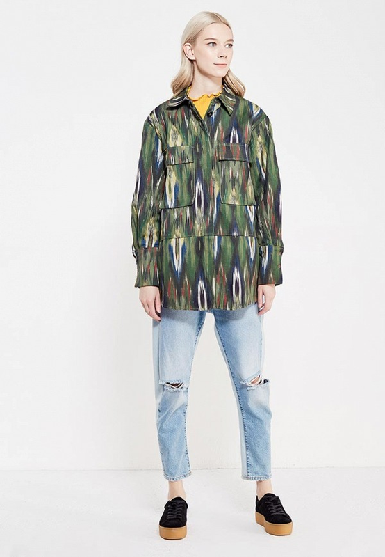 Куртка - парка mango