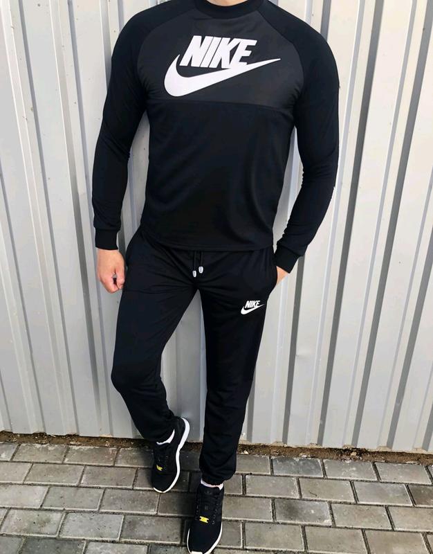 Мужской спортивный костюм бренда nike - Фото 2