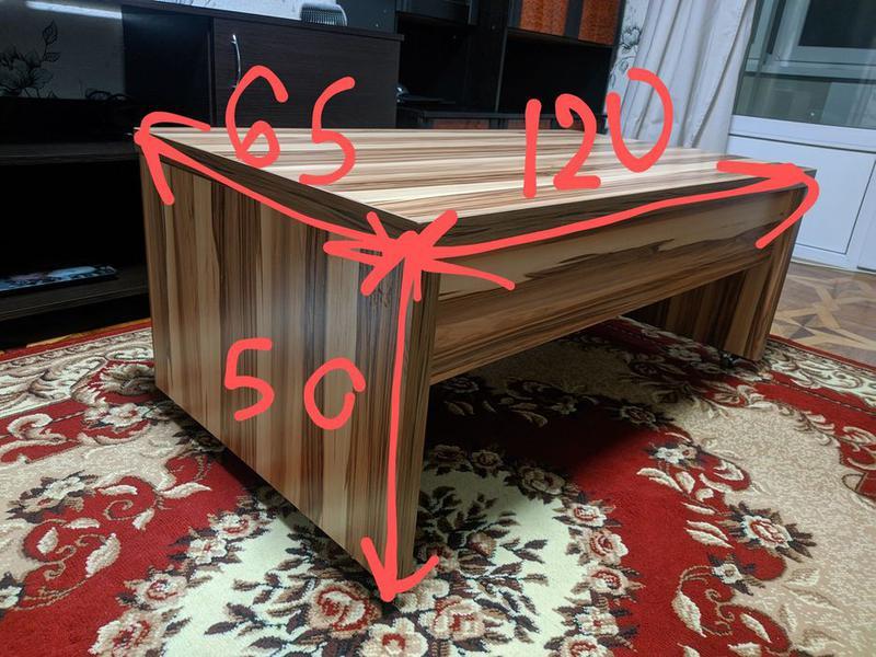 Стол трансформер, стол раскладывающийся