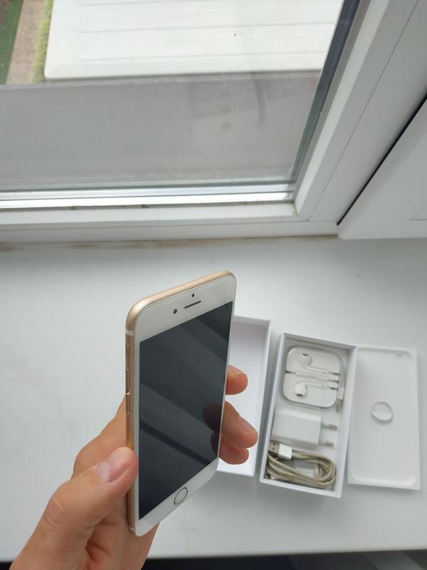 Apple iPhone 6s 16Gb Gold - Фото 4