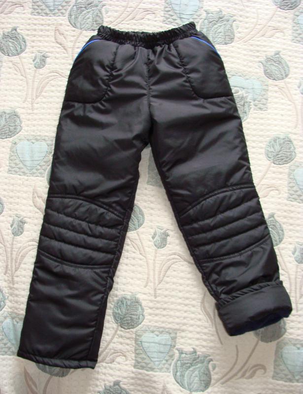 Штаны подростковые зимне. балоневые штаны на синтепоне