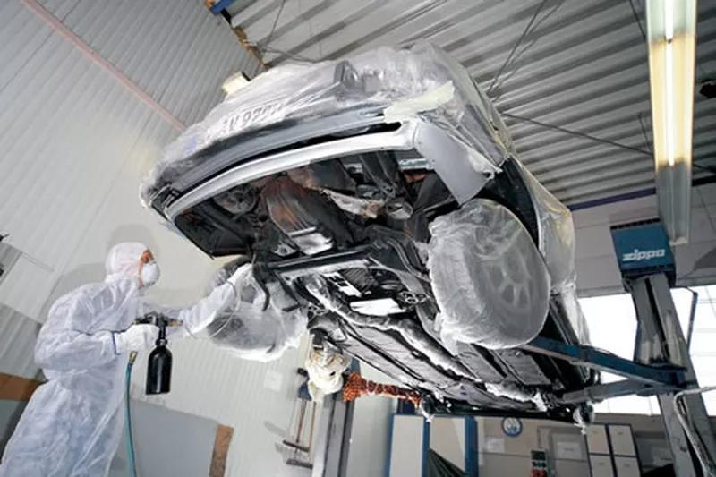 АНТИКОР Антикоррозийная обработка авто Киев